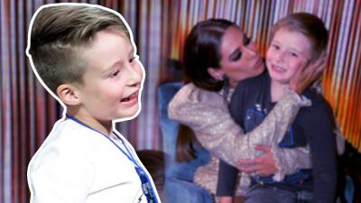 Mateo, el hijo de Galilea Montijo, revela el nombre del nuevo integrante de la familia