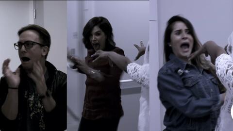 La Llorona llegó a Univision y así 'atormentó' a varias víctimas (Karla Martínez fue una de ellas)