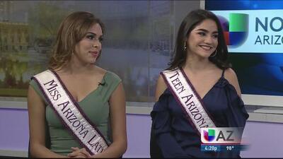 Bellezas de Arizona se preparan para participar en certámenes nacionales