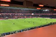 El Twente le sacó un punto al PSV al final del partido; el mexicano Érick Gutiérrez jugó ocho minutos y poco pudo hacer en la cancha.