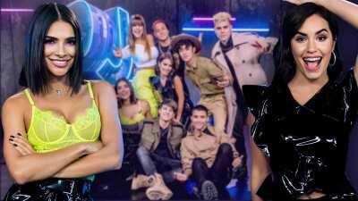 Los conductores de Premios Juventud 2019 se divierten en backstage tras el anuncio de los nominados