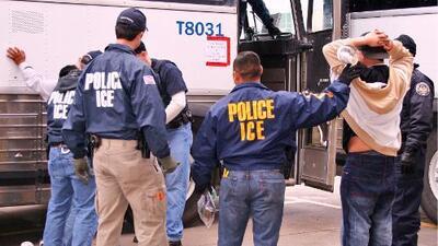 Redadas de ICE dejan 200 inmigrantes detenidos en Carolina del Norte