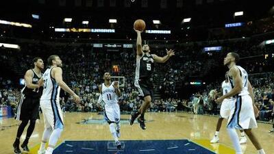 Grizzlies volvieron a ser verdugos de los Spurs