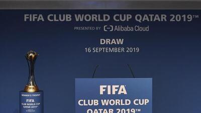 Rayados ya conoce su destino en el Mundial de Clubes