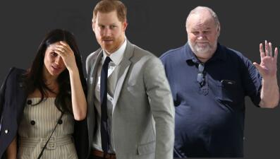 Meghan Markle y el príncipe Harry piden respeto ante la crisis con el 'suegro'