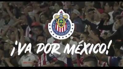 Chivas se motiva para su duelo ante Toronto y #VaPorMéxico