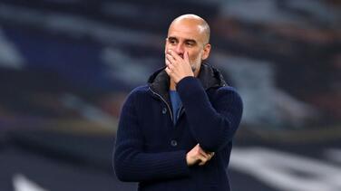 Pep Guardiola pretende hacer un trueque con el FC Barcelona