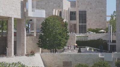 El Getty Center, un museo ideal para vivir el mundo del arte a través del tiempo