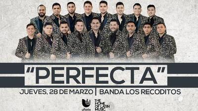Los Recoditos le cantan a la mujer 'Perfecta' en su nuevo estreno por Uforia