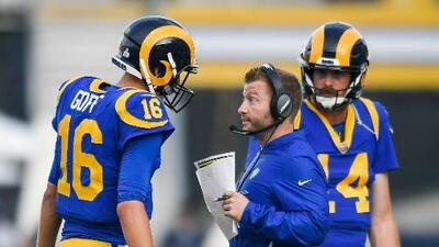 Coach de los Rams promete show contra Kansas City y reconoce le han copiado un poco