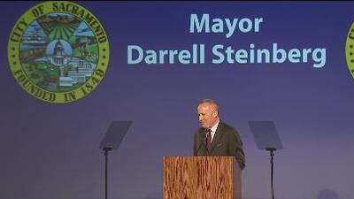 Darrell Steinberg promete apoyo a los inmigrantes indocumentados como el nuevo alcalde de Sacramento