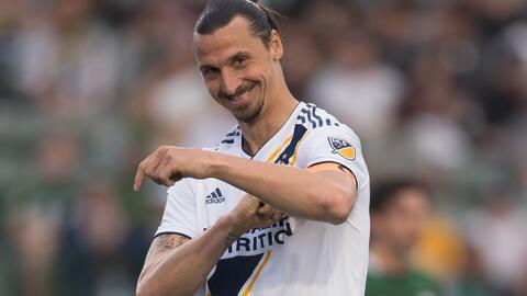 """Un león con hambre de gol, Zlatan contento por su regreso pero afirma que """"esto apenas comienza"""""""
