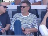 Tom Brady, espectador de lujo en el choque entre Inter Miami y LA Galaxy