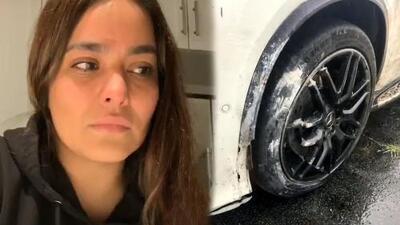 """""""Mis hijos se iban a quedar sin mí"""": Mayeli Alonso cuenta su """"espantoso"""" accidente con Jesús Mendoza"""