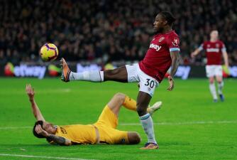 Brighton y West Ham regalaron un vertiginoso y entretenido empate 2-2 en London Stadium