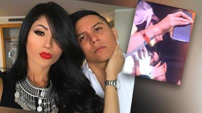 Video muestra a Kimberly Flores siendo manoseada en su despedida de soltera y le llueven las críticas
