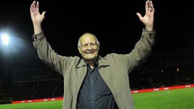 Murió Néstor 'Tito' Goncalvez, único futbolista que jugó seis finales de Copa Libertadores
