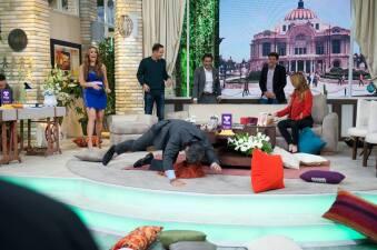 ¡Guerra de almohadazos en HOY!