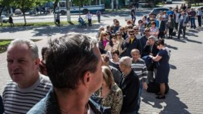 Referéndum en el este de Ucrania es una 'farsa criminal'