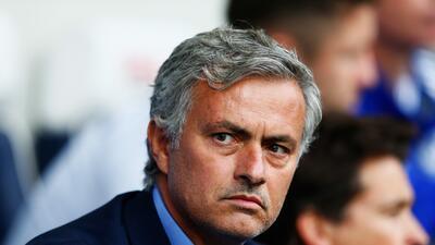 José Mourinho 'explotó' contra un reportero