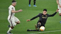 """Edson asegura que el Ajax """"merecía mucho más"""" en la Europa League"""