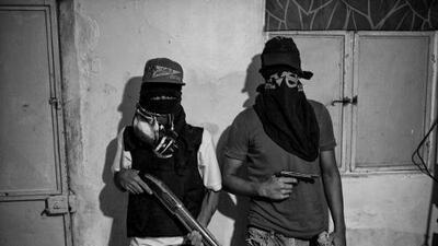 El ciclo sin fin de la violencia en Venezuela