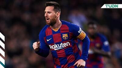 ¡Era del Madrid!: La única vez que Messi pidió cambiar una playera