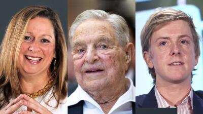 Estos supermillonarios quieren un impuesto a la riqueza (fotos)