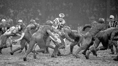 El camino de la NFL en México empezó con un juego cancelado