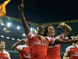 Arsenal sigue con marca a perfecta tras vencer fuera de casa al Sporting