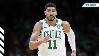 Jugador de la NBA denuncia acoso del gobierno turco