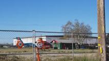 Investigan accidente laboral en una procesadora de alimentos en el condado de Merced