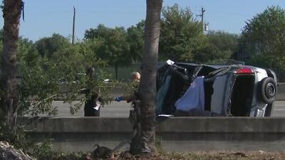 Mujer hispana falleció en accidente de tránsito rumbo a su trabajo en Houston