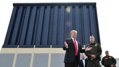 Donald Trump, el enemigo común que unió las campañas de los candidatos presidenciales en México