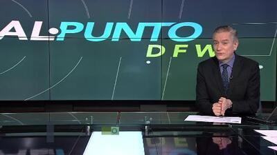 Al Punto DFW: Juan Carlos Martínez