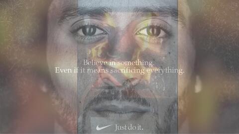 Queman y destruyen productos de Nike por polémica campaña de Kaepernick