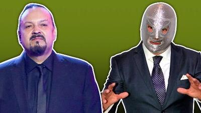 ¿Revelación?: si te encuentras a El Santo en Tinder, pudiera ser Pepe Aguilar