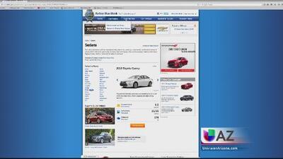 Fraude con venta y compra de carros usados