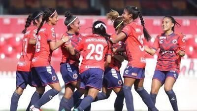 Ascenso de San Luis y descenso del Veracruz, los condicionantes de la Liga MX Femenil