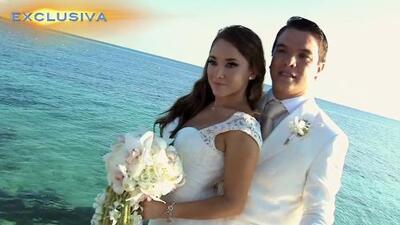 La boda azul de Sherlyn y Gerardo Islas