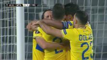 ¡Golazo del Tel-Aviv! Pešić firma la igualada 1-1 ante el Villarreal
