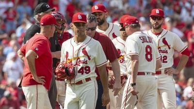 Jordan Hicks, cerrador de los Cardinals, se someterá a la cirugía Tommy John