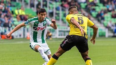 Uriel Antuna se perfila para ser titular con el Groningen ante Vitesse