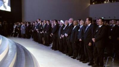 Crisis económica inquieta a Davos