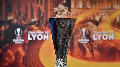 La Europa League ya tiene definidas sus semifinales