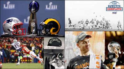En fotos: 10 increíbles datos en el arranque de la temporada 100 de la NFL