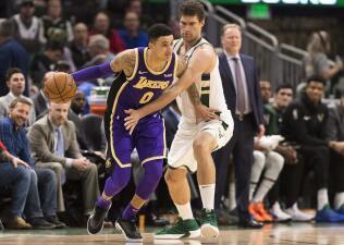 El mejor calzado deportivo usado en la noche del 19 de marzo en la NBA