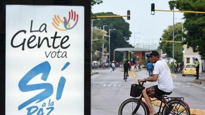 Cartagena se prepara para la firma del acuerdo definitivo de paz en Colombia
