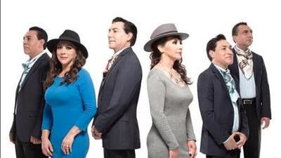 Tras el éxito en Coachella, Los Ángeles Azules estrenan tema junto a Pepe Aguilar