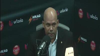 ExJefe de la DEA en Puerto Rico Pedro Janel habló con WKAQ sobre la situación de drogas en la isla